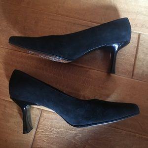 Stuart Weitzman Suede Pumps Heels Shoes